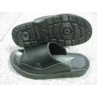 Hard Fold ESD Black SPU Anti Static Safety Shoes No Raising Dust For Enterprise Units