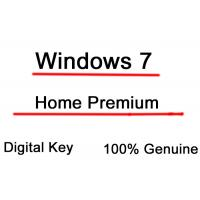 Buy cheap Online Windows 7 Home Premium Product Key 32 64bit Download PC Use from wholesalers