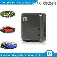 Buy cheap GOOGLE maps online gps gprs car tracking system sim card gps with free softwarre V8 from wholesalers