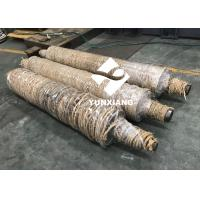 Buy cheap YUNXIANG Corrugator Machine Parts , Corrugated Metal Roller For Single Facer from wholesalers