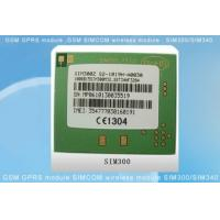 Buy cheap GSM GPRS module SIMCOM wireless module SIM300/SIM340 from wholesalers