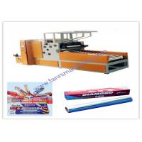 Buy cheap Kitchen Aluminum Foil Rewinding Machine CE Certificate For Fruit Wrapping from wholesalers
