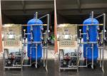 Buy cheap 8T Industrial Iron Removal Water Filter RO System  Water Treatment Plant For Drinking from wholesalers