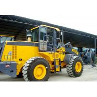 Buy cheap Large Case Compact Wheel Loader With Air Conditioning High Stength from wholesalers