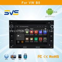 Buy cheap Android car dvd player GPS navigation for VW/ Volkswagen passat B5/ Golf car audio radio from wholesalers