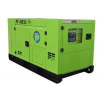 Buy cheap 24KW 30KVA Soundproof Type Fawde Engine Silent Generator Set product