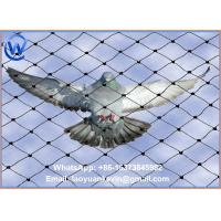 Buy cheap HDPE POULTRY NETTING GAME BIRD NET AVIARY NETS from wholesalers