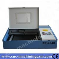 Buy cheap laser engraving acrylic ZK-4040-40W(400*400mm) from wholesalers