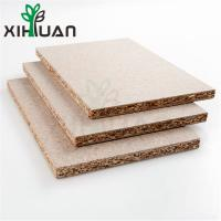 Buy cheap Particle Board/Chipboard E1 Grade Hot Sales Melamine Chipboard MFC Sheet 1220X2440mm High grade low price from wholesalers