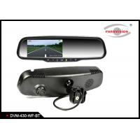 Buy cheap Bluetooth Rear View Mirror Video Camera Supports 32GB High Capacity TF Card from wholesalers