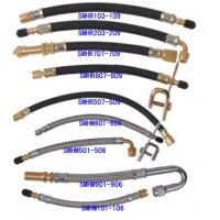 Buy cheap Metal Braided Flexible Tire Valve Extension tire valve stem extenders 90 degree valve extension from wholesalers
