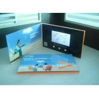 Buy cheap Hardcover LCD Invitation Card from wholesalers