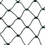 Buy cheap Black Heavy Duty Anti Bird Netting 3/4″ Knotted Polyethylene Netting from wholesalers