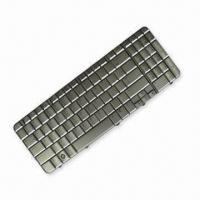 Buy cheap 100% New Original Genuine Laptop Keyboard for HP/Compaq CQ60/G60, with US/UK/SP/LA/RU/AR Layout from wholesalers