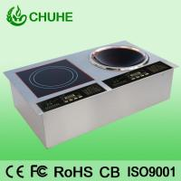 Buy cheap Embedded electromagnetic combination oven from wholesalers