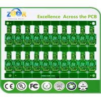 Buy cheap Medical Display Multilayer PCB Board & PCBA layers ENIG 1OZ copper from wholesalers