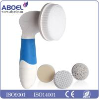 Buy cheap Portable Electric Facial Cleansing Brush for Spa Beauty CE Approval from wholesalers