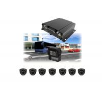 HD 8CH Vehicle Recorder With 3G 4G GPS function For School Bus Protection