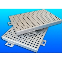 Buy cheap Aluminum Perforated Sheet For Sound Insulation from wholesalers