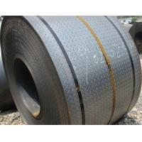 Buy cheap Patterned Steel Plate Hot Rolled With Checkered , Hot Rolled Sheet Metal from wholesalers