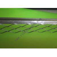 Buy cheap 30mm Wing Drywall Inside Corner Bead 0.3mm Thickness 2-3m Length For Construction from wholesalers