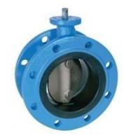Buy cheap cast iron 2 ~ 120 Butterfly Valves For Sewage DIN2501, PN10 EN 593,CI,150LB from wholesalers