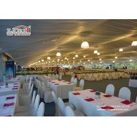 Buy cheap Clear Span 20x30 Outdoor Event Tents for Wedding Decoration Waterproof Marquee product