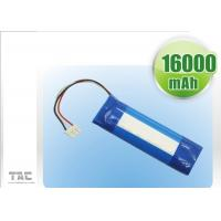 Buy cheap 4s Lipo Battery For Table PC 16000Mah 3,7V Charge And  Discharge 0.5C from wholesalers