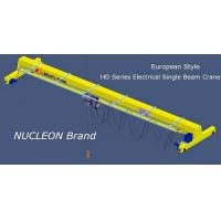 Buy cheap Cheap Price Warehouse Monorail 10 ton Single Girder Electric Hoist Overhead Traveling Crane EOT Crane with Hook for Sale from wholesalers