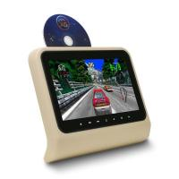 Buy cheap 9 Inch TFT Car Headrest DVD Player Taxi Digital Signage MP3/ MP4 Players from wholesalers