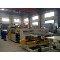 Buy cheap Plc Control Pvc Door Making Machine Environmental Friendly With 1 Year Warranty from wholesalers