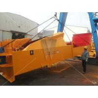 Buy cheap Mining Screw sand cleaning machine in Power Sand Washer 100t / h from wholesalers