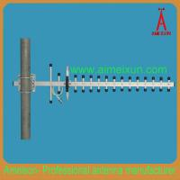 Buy cheap Outdoor 900/1800 MHz 12dBi High Performance Yagi Antenna from wholesalers