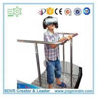 Buy cheap Professional stand mini roller coaster simulator, 9D VR cinema with oculus rift DK2 from wholesalers