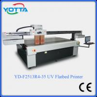 Buy cheap Large format UV printer for leather, PVC, acrylic, wood, metal, glass,ceramic from wholesalers