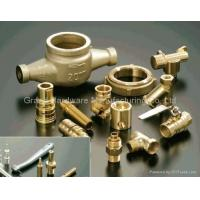 Brass forged and Turning parts