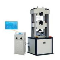 Buy cheap LCD Display Servo Hydraulic Testing Machine 13~40mm Circular Sample Clamping Dia product