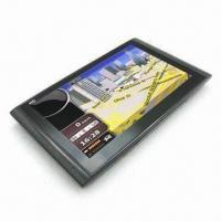 Buy cheap GPS Car Navigation System with 64MB SD RAM and 3.5mm Mini Jack Headphone from wholesalers