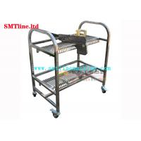 Buy cheap Hitachi Electric Stainless Steel Feed Cart 4 3 Inch Universal Casters Lightweight from wholesalers