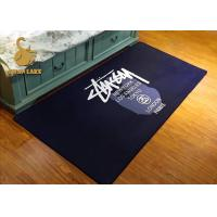 Buy cheap Custom Made Carpet Rugs Rectangular Floor Mat For Bathroom Door / Desk / Chair from wholesalers
