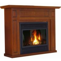 Buy cheap Electronic Ignition Direct Vent Gas Fireplace For Heating NG / LPG Fuel  from wholesalers