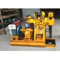 Hydraulic Core Drilling Machine / Mining Exploration Drill Rigs GK200
