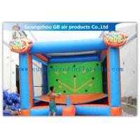 Buy cheap Commercial Strong Inflatable Sports Games Throwing Toy Interactive Party Games product