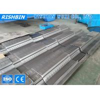 Buy cheap High Speed Galvanized Metal Deck Roll Forming Machine with PLC Control from wholesalers
