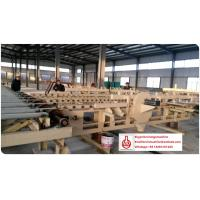 Buy cheap MgO Board Production Line for MgO / MgCl2 / Fiberglass Cloth / Sawdust Main materials from wholesalers