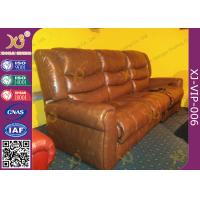 Buy cheap Environment Friendly Home Theater Sofa Electric Reclining Chairs With Bottle Holder from wholesalers