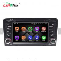 Buy cheap Android 7.1 Audi In Car Stereo Dvd Player 3g Wifi BT AM FM Supported from wholesalers