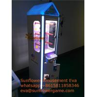 Buy cheap Newest Prize Coin Operated Crane Machine Magic House Best Mini Key Master Supplier from wholesalers