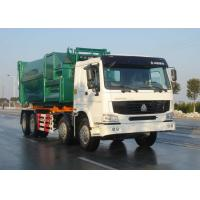 Buy cheap High Efficiency Waste Collection Trucks / Garbage Dump Truck 18 - 20 Ton from wholesalers