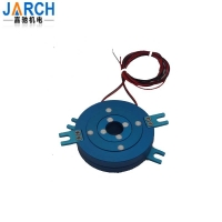 Buy cheap 250RPM Industrial Rotary Joint Rtd Wire Pancake Slip Ring from wholesalers
